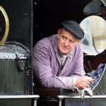Footplate Portrait
