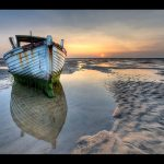 Meols Sunset - Jason Merrin