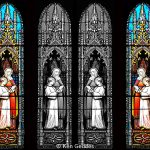 Four Aspects of Stained Glass, Dunsop Bridge