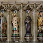 Saints, Salisbury Cathedral