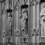 Statuary, Winchester Cathedral