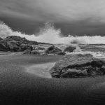 8 - Black Sand Beach